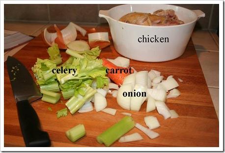rough chop veg