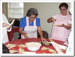 Tamales making and Los Posadas 2009 014 cropped