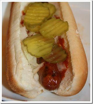 Texas BBQ dog