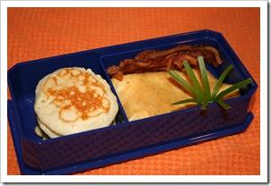 Bento: Breakfast for Lunch