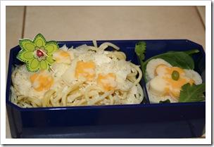 Bento: Pasta Garden