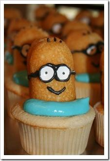 minion cupcakes 003
