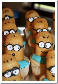 minion cupcakes 005
