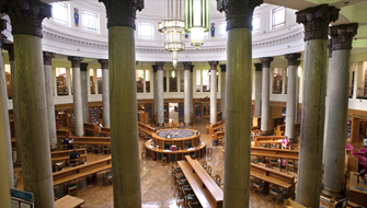 Brotherton library leeds